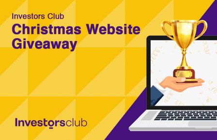 Xmas Website Giveaway – WIN 1 of 2 Established Websites