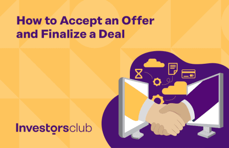 How to Accept an Offer and Finalize a Deal
