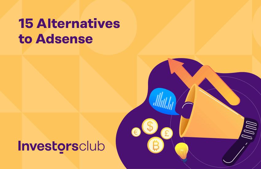 15 Alternatives to Adsense