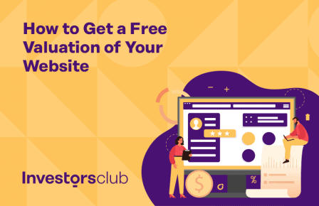 How to Get a Free Valuation of Your Website