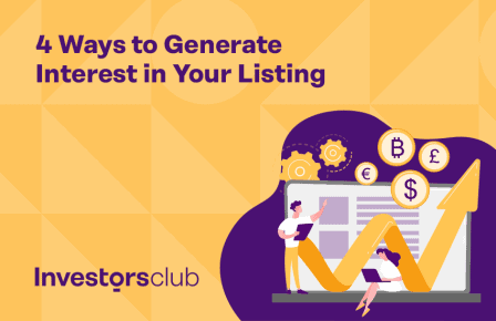 4 Ways to Generate Interest in Your Listing
