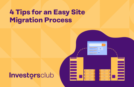4 Tips for an Easy Site Migration Process