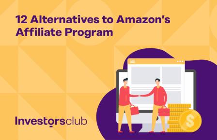12 Amazon Affiliate Program Alternatives